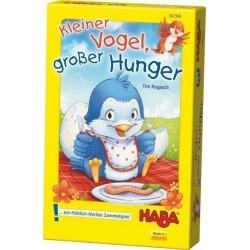 Kleiner Vogel, großer Hunger (Kinderspiel)