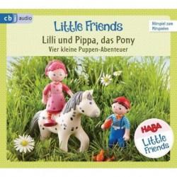 HABA Little Friends - Lilli und Pippa, das Pony, 1 Audio-CD