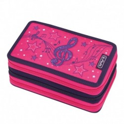 Triple case 31 pcs Melody Clef, Estuche triple Melodía