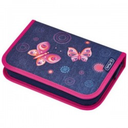Pencil case 31 pcs Butter y Dreams, Estuche