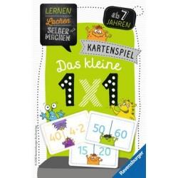 Kartenspiel Das kleine 1x1 (Kinderspiel)