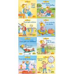 Pixi Bücher, Serie.220, Pixi-Buch 1993-1999, 2001 Meine Freundin Conni, (Neues von Conni), 8 Hefte