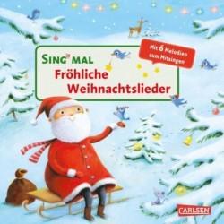 Sing mal: Fröhliche Weihnachtslieder, m. Soundeffekten