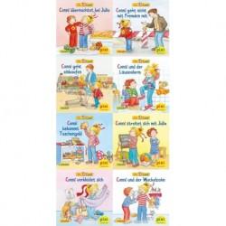 Pixi Bücher, Serie.260, Pixi-Buch 2359-2366 (Meine Freundin Conni ), 8 Hefte