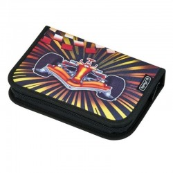 Pencil case 31 pcs Formula 1, Estuche