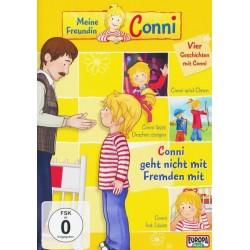 Meine Freundin CONNI - Conni geht nicht mit Fremden mit, 1 DVD