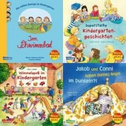 Im Kindergarten, 4 Hefte