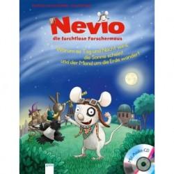 Nevio, die furchtlose Forschermaus - Warum es Tag und Nacht wird, m. Audio-CD
