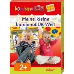 bambinoLüK, m bambinoLüK-Lösungsgerät, 2, Meine kleine bambino-LüK-Welt, Set