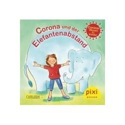 Pixi Bücher, WWS Bestseller-Pixi: Corona und der Elefantenabstand