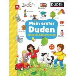 Duden - Mein erster Duden Das grofle Bildwörterbuch