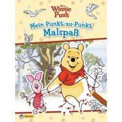 Disney Winnie Puuh: Punkt-zu-Punkt Malspaß
