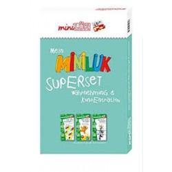 miniLüK-Set, Mein miniLüK-Superset Wahrnehmung und Konzentration