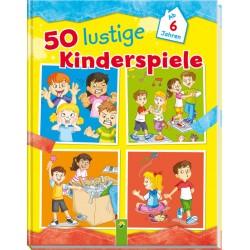 50 lustige Kinderspiele
