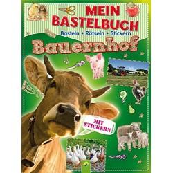 Mein Bastelbuch Bauernhof