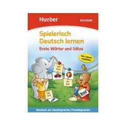 Spielerisch Deutsch lernen, Erste Wörter und Sätze, Vorschule