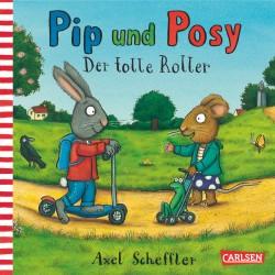 Pip und Posy - Der tolle Roller, Pip And Posy: The Super Scooter, deutsche Ausgabe