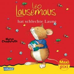 MaxiPixi Nr. 109: Leo Lausemaus hat schlechte Laune