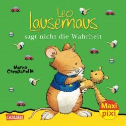 MaxiPixi Nr. 108: Leo Lausemaus sagt nicht die Wahrheit