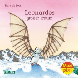 MaxiPixi Nr. 225: Leonardos großer Traum