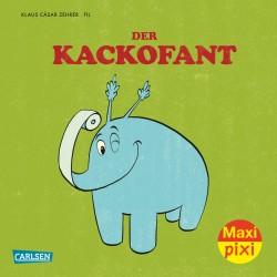 MaxiPixi Nr. 210: Der Kackofant