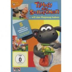 Timmy, das Schäffchen will das Flugzeug haben, DVD