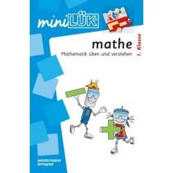 Mini LÜK, Übungshefte, mathe 1. Klasse
