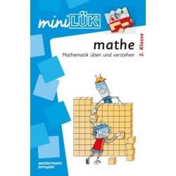 Mini LÜK, Übungshefte, mathe 2. Klasse