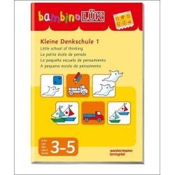 bambino LÜK, Kleine Denkschule, Tl.1