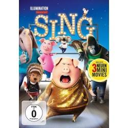 Sing, 1 DVD