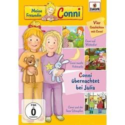 Meine Freundin Conni - Conni übernachtet bei Julia, 1 DVD
