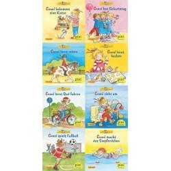 Pixi Bücher. Serie.190. Pixi-Buch 1712-1719 (Meine Freundin Conni. Neue Abenteuer mit Conni). 8 Hefte