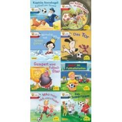 Pixi Bücher, Serie.237, Der Ball ist rund, 8 Bde.